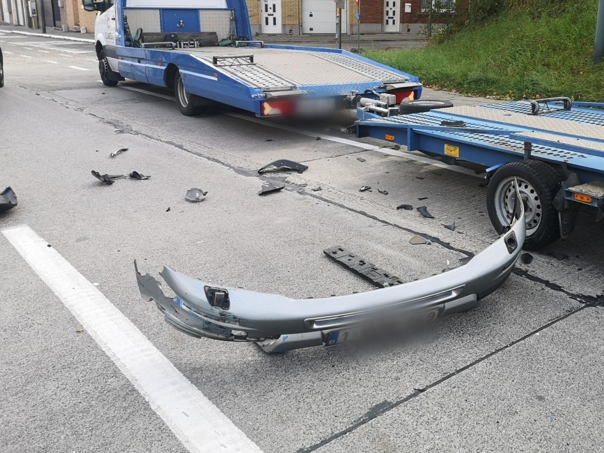 30/09 : un accident est vitearrivé